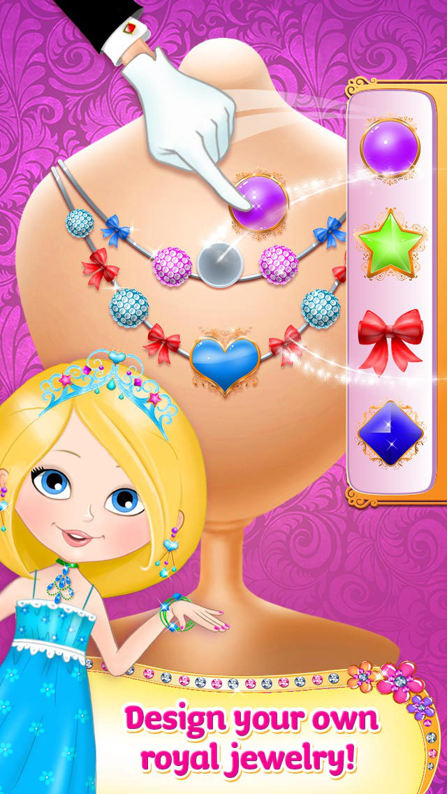 Princess Shiny Jewelry Shop screenshot 2