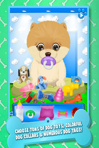 My Newborn Puppy - Baby & Mommy Dog Pregnancy Care - náhled