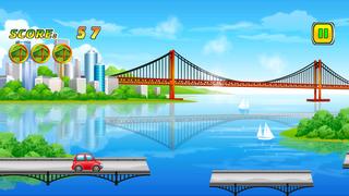 Car Bridge Jump screenshot 2