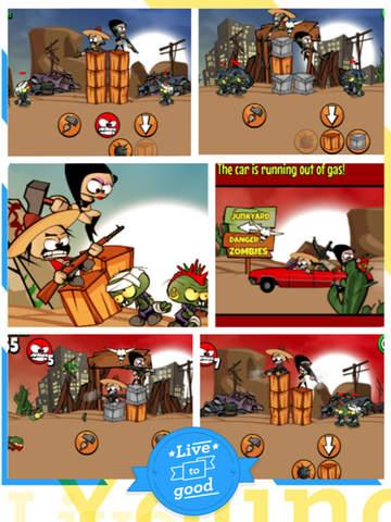 Zombies Fight screenshot 9