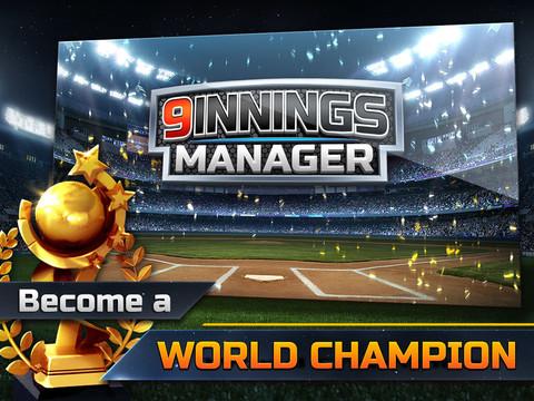 9 Innings Manager screenshot 7