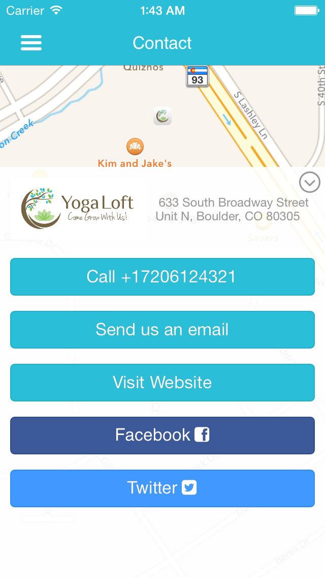 Yoga Loft screenshot #2