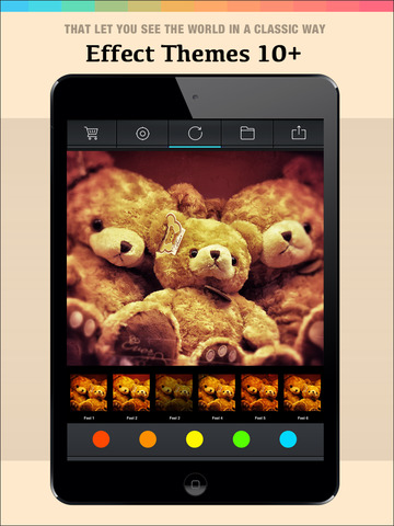Pro FX Camera - camera effects filters plus photo editor screenshot 6
