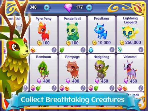 Fantasy Forest Story HD screenshot 9