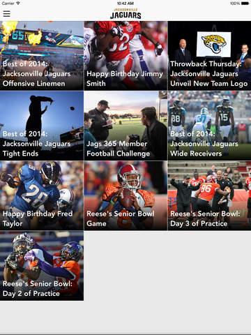 Jacksonville Jaguars screenshot 9