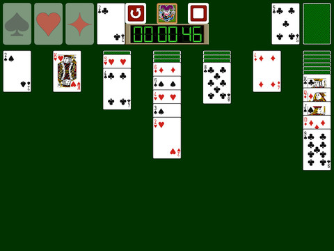 Touch Solitaire FVN screenshot 5