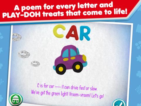 PLAY-DOH Create ABCs screenshot #3
