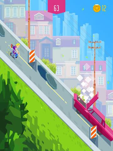 Downhill Riders screenshot 6