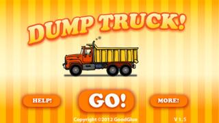 Dump Truck screenshot #1