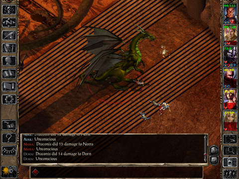 Baldur's Gate II: EE screenshot 9