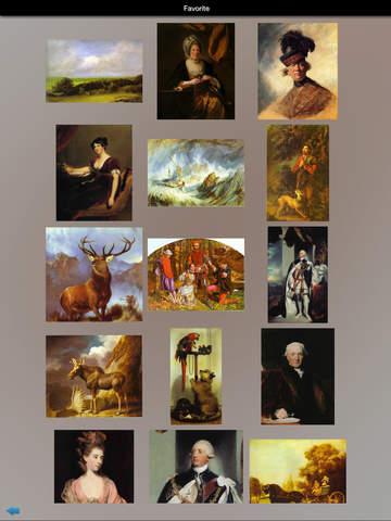 UK Art Collection screenshot 7