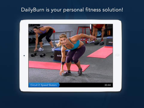At Home Workouts by Daily Burn screenshot 6