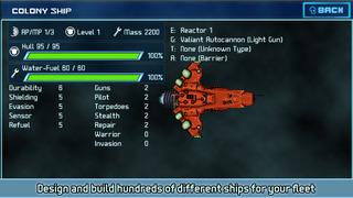 Star Traders 4X Empires screenshot #2
