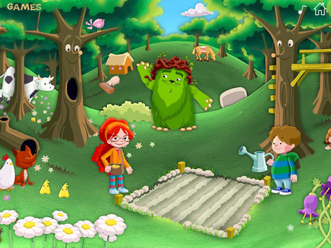 Greenman and the Magic Forest screenshot 3