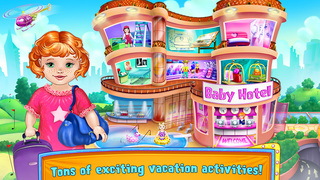 Baby Vacation - Hotel Adventures screenshot 4