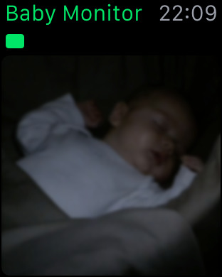 Cloud Baby Monitor screenshot 14