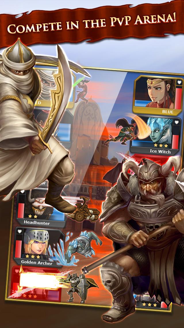 Swords of Fate screenshot 5