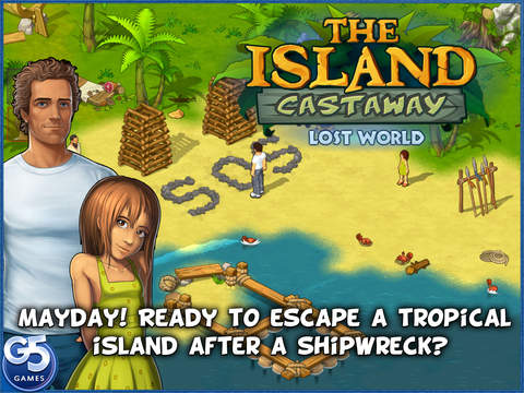The Island Castaway® screenshot 6
