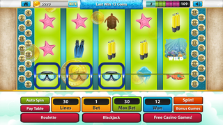 Mr Fish Craze Lucky Slots - Free Xtreme Las Vegas Casino with Bonus Games screenshot 4