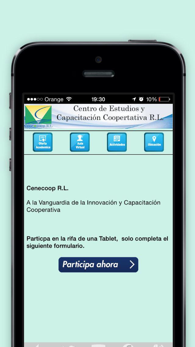 Cenecoop R.L. screenshot 3