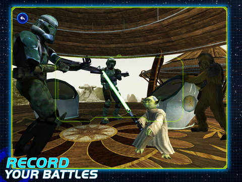 Star Wars Scene Maker screenshot #4