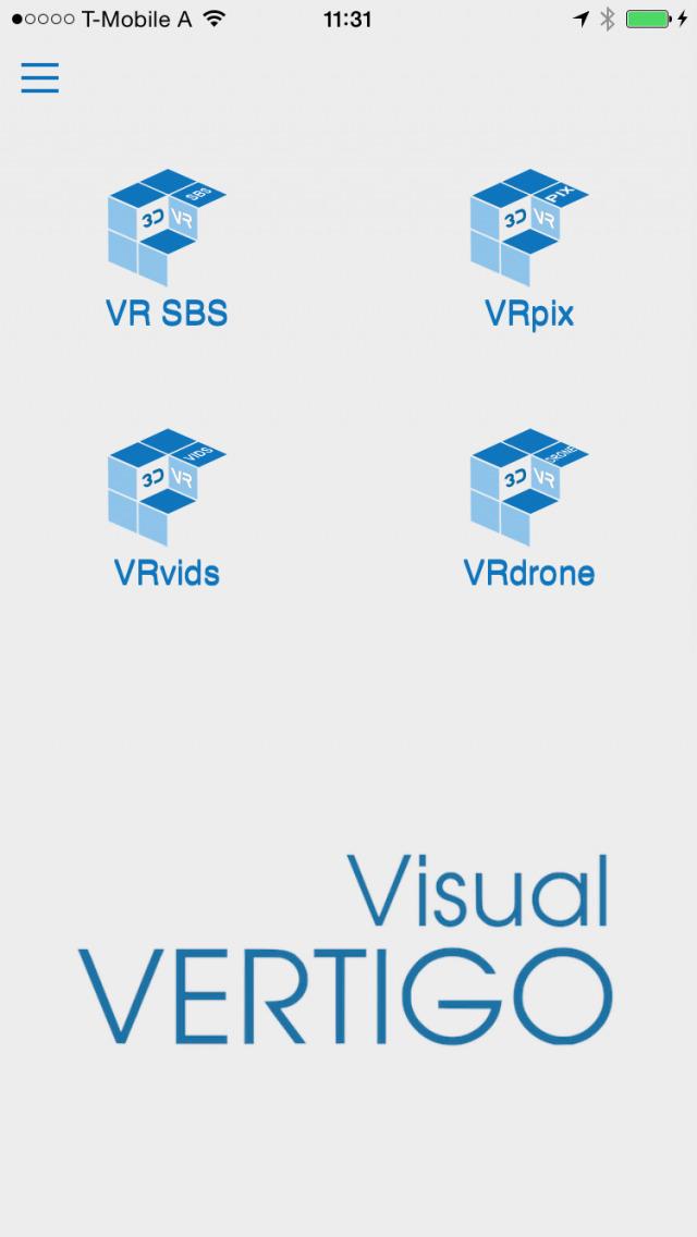 Virtual Vertigo screenshot 1