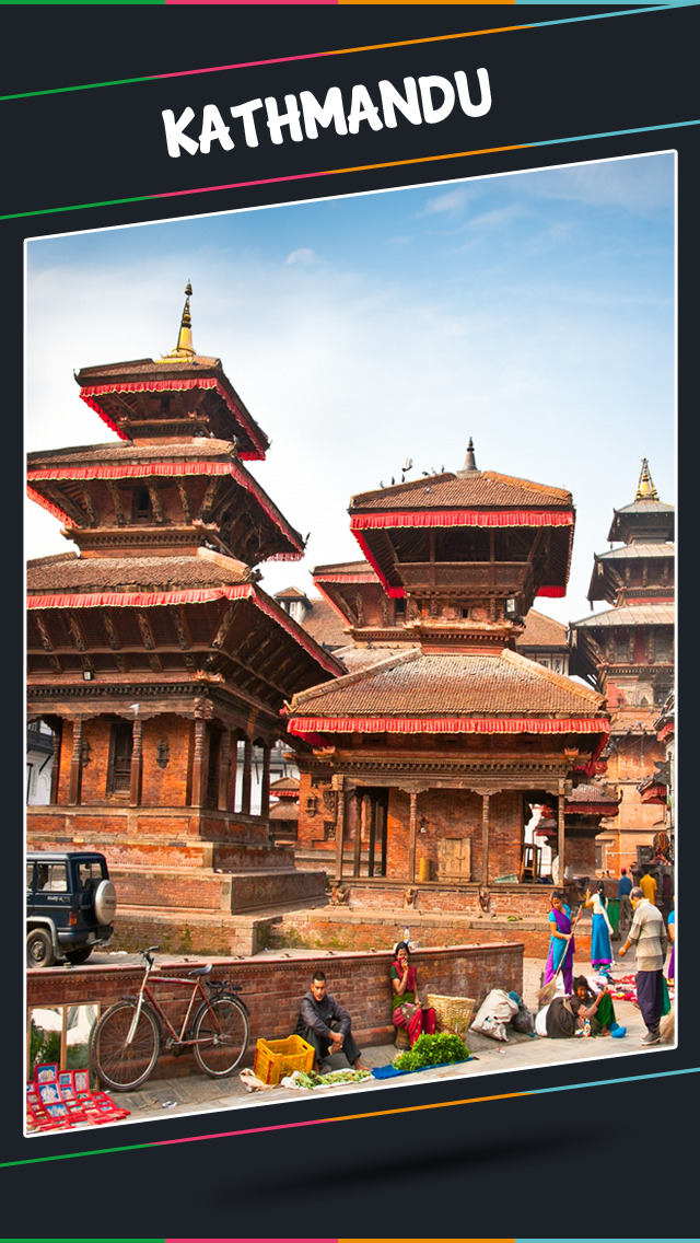 Kathmandu Offline Travel Guide screenshot 1