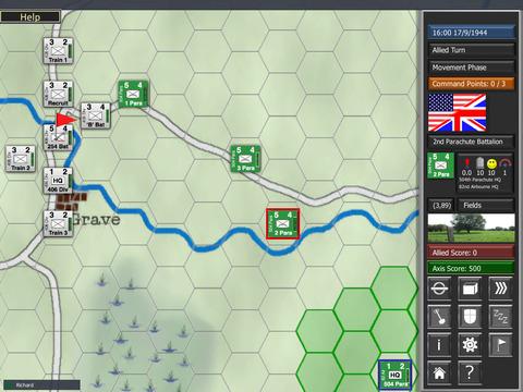 Arnhem: Airborne Assault screenshot 3
