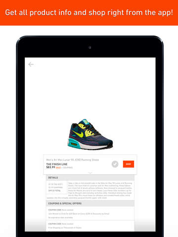 Shopping Search by TheFind: Find and compare the lowest prices, coupons, and deals on clothes, shoes, home, beauty and more. Shop local stores or online. screenshot 10