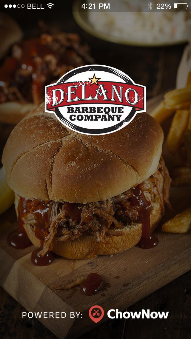 Delano Barbeque Company screenshot 1