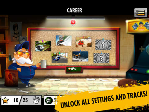 Red Bull Kart Fighter 3 - Unbeaten Tracks screenshot 10