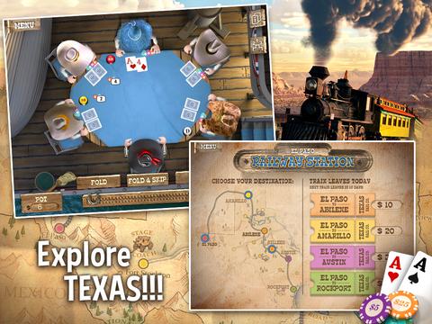 Governor of Poker 2 - Offline screenshot 9