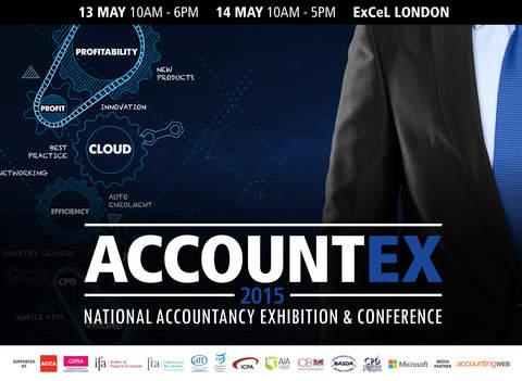 Accountex screenshot #1