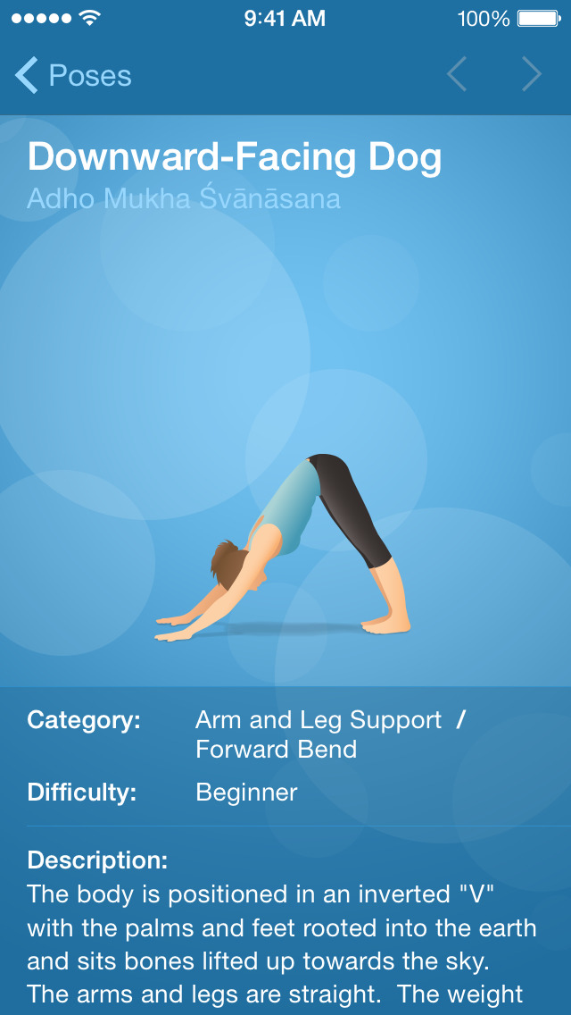 Pocket Yoga screenshot 4