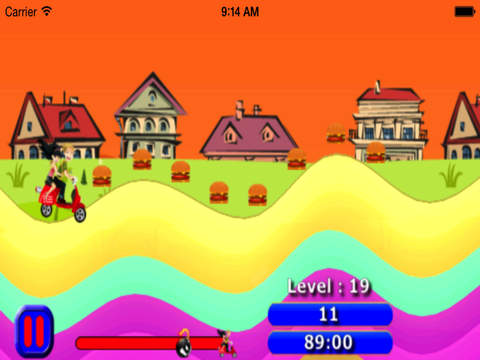 Motorcycle City : Fast And Fun Racing On The Hills screenshot 6