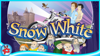 Snow White: Free Interactive Book for Kids screenshot 1