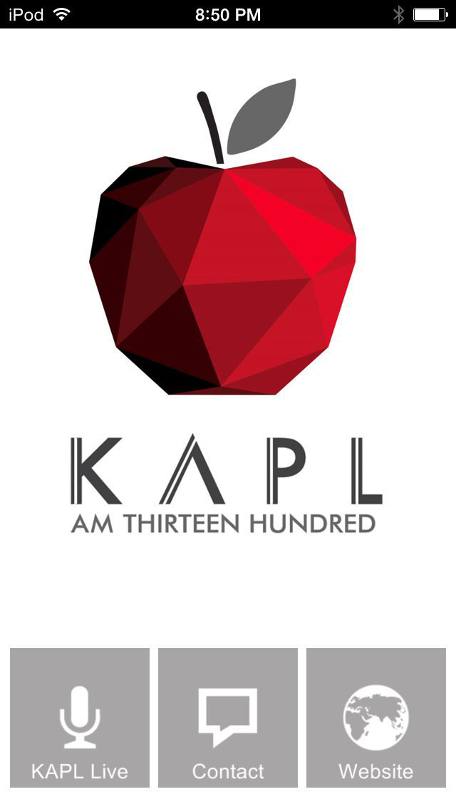 KAPL Radio screenshot 1