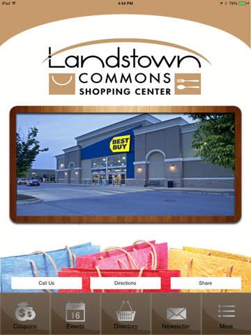 Landstown Commons Shopping Center - náhled