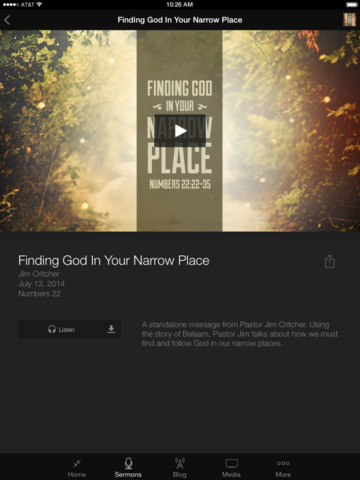 Grace Covenant Church screenshot 6