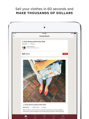 Poshmark screenshot 8