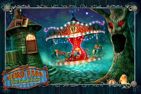 Weird Park 3: Final Show Free - náhled