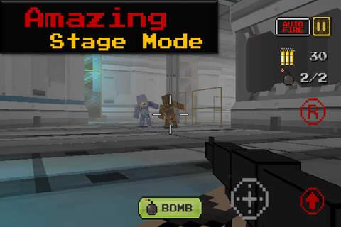 Pixel FPS - FPS Adventure Mine Block Mini Game Edi - náhled
