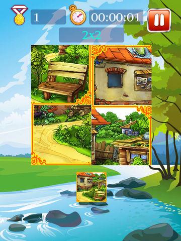 nature puzzle - free screenshot 7