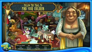 Fearful Tales: Hansel & Gretel - A Hidden Object Fairy Tale screenshot 2