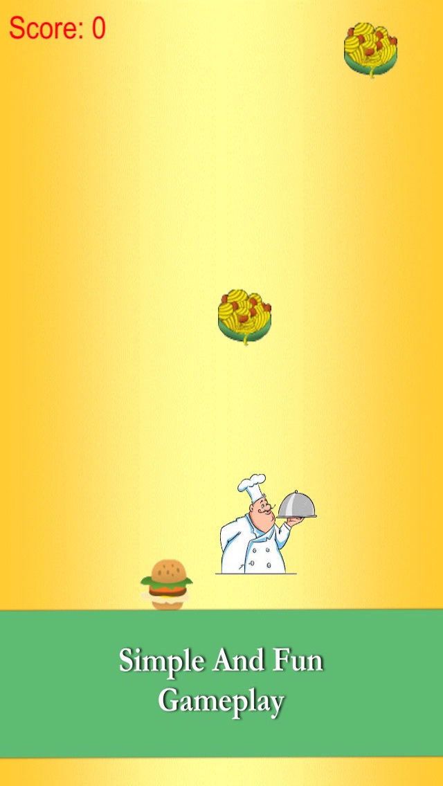 Agile Chef: Catch Delicious Food Free screenshot 2