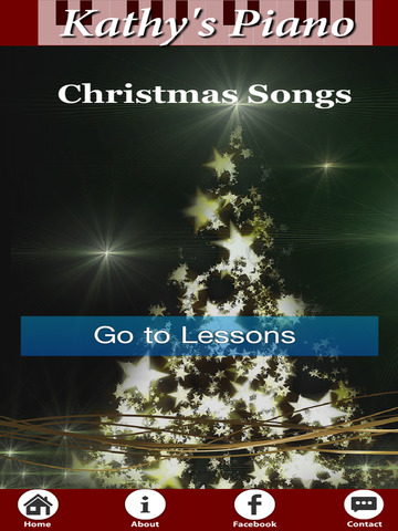 Christmas Songs by Kathy's Piano Lite screenshot 6
