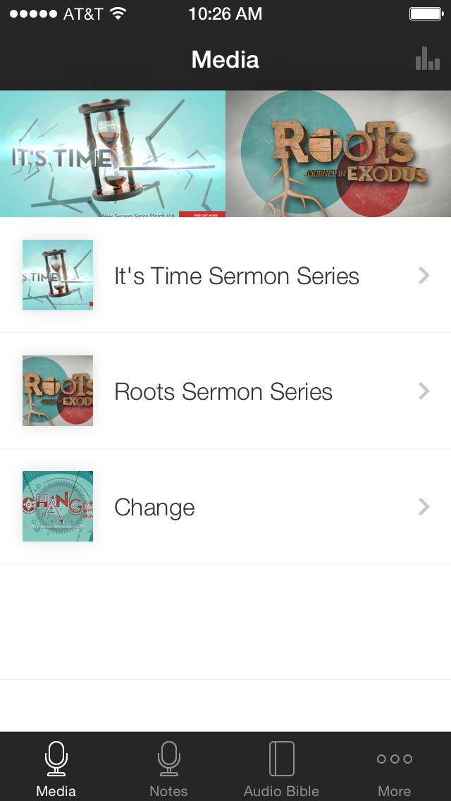 Higher Dimension Church screenshot 1