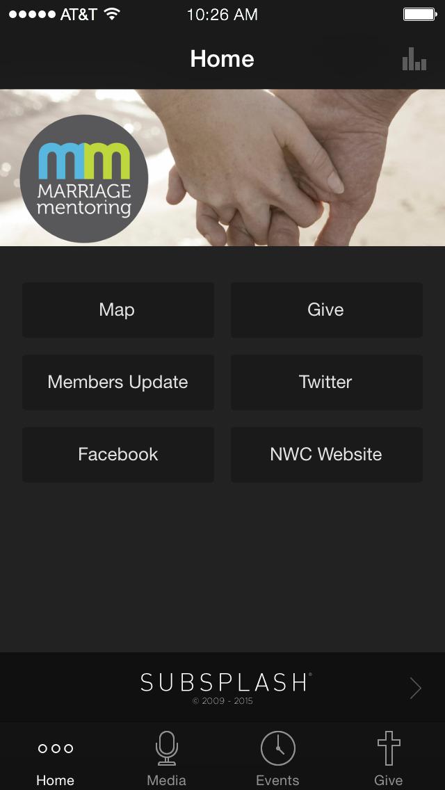 Northwest Foursquare Church screenshot 1