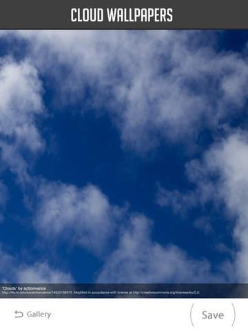 Cloud Wallpapers screenshot 10
