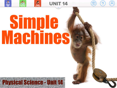 KLU Science 14: Simple Machines - náhled